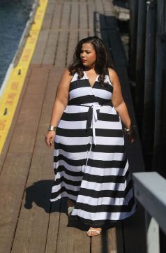 50 Summer Outfits for Plus Size Ideas 41
