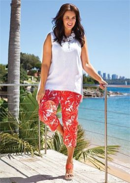 50 Summer Outfits for Plus Size Ideas 46