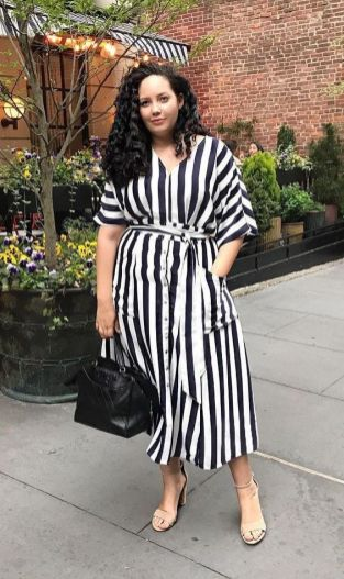 50 Summer Outfits for Plus Size Ideas 6