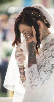 50 Tattoo in Style for Brides Ideas 1