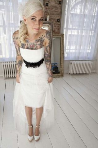 50 Tattoo in Style for Brides Ideas 29