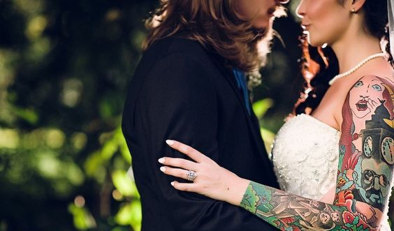50 Tattoo in Style for Brides Ideas 50