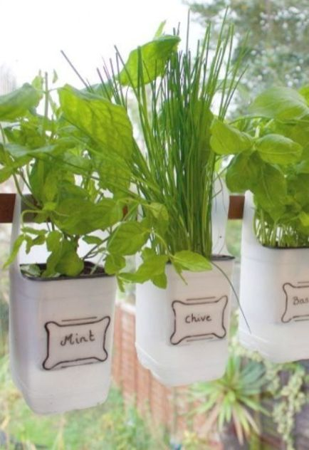 50 Ways to Reuse Plastic Bottles to Cute Planters Ideas 4