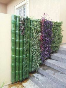 50 Ways to Reuse Plastic Bottles to Cute Planters Ideas 41