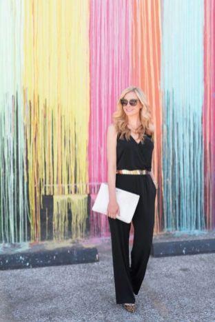 50 Ways to Wear Gold Belts Ideas 32