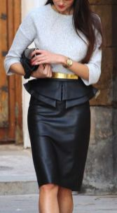 50 Ways to Wear Gold Belts Ideas 34
