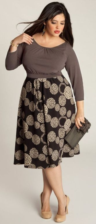 50 Womens Work Outfits for Plus Size Ideas 28