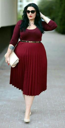 50 Womens Work Outfits for Plus Size Ideas 3