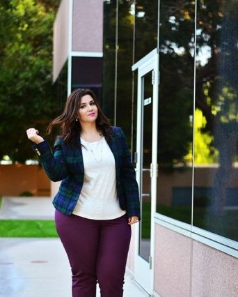 50 Womens Work Outfits for Plus Size Ideas 30