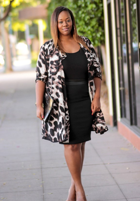 50 Womens Work Outfits for Plus Size Ideas 41