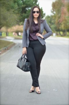 50 Womens Work Outfits for Plus Size Ideas 6