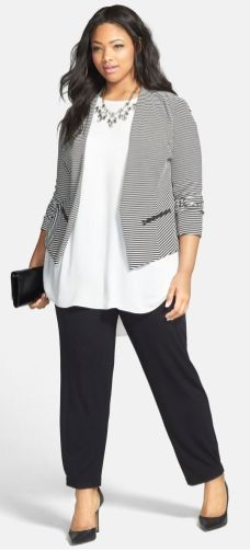 50 Womens Work Outfits for Plus Size Ideas 9