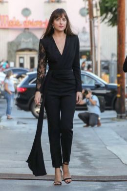 60 Spring and Summer All Black Outfits Ideas 24