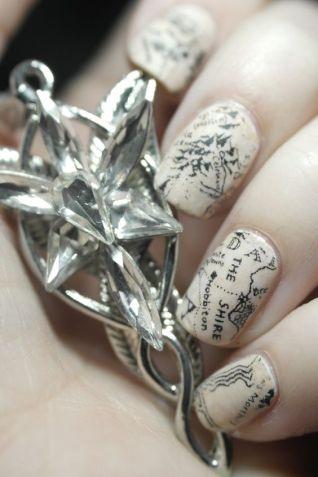 30 Earth Day Nails Art Ideas 1