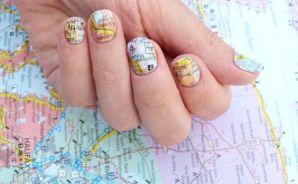 30 Earth Day Nails Art Ideas 11