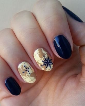 30 Earth Day Nails Art Ideas 13 2