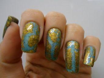 30 Earth Day Nails Art Ideas 16 1