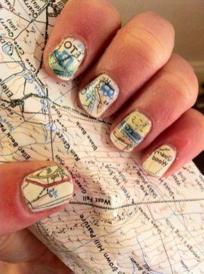 30 Earth Day Nails Art Ideas 17 1