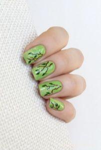30 Earth Day Nails Art Ideas 22