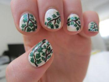 30 Earth Day Nails Art Ideas 23