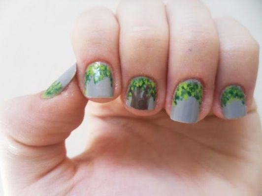 30 Earth Day Nails Art Ideas 26 1