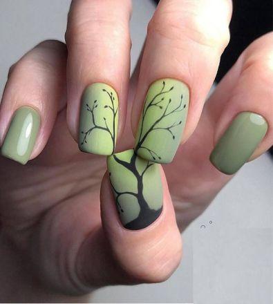 30 Earth Day Nails Art Ideas 29 1