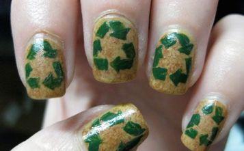 30 Earth Day Nails Art Ideas 30 1