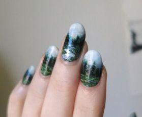 30 Earth Day Nails Art Ideas 34 1
