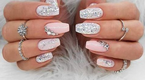 Best nail options for bride