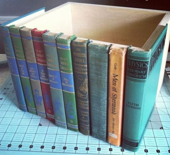 30 How to Reuse Old Book Ideas 5