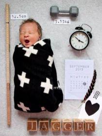40 Adorable Newborn Baby Boy Photos Ideas 12