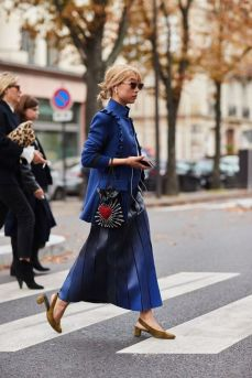 40 All Blue Outfits Street Styles Ideas 29 1