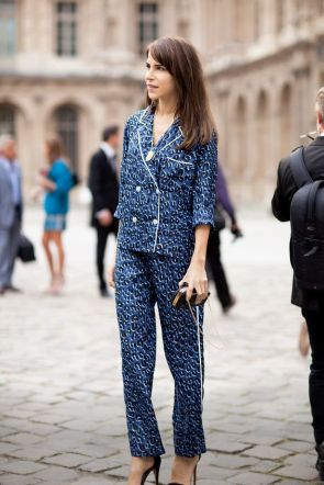 40 All Blue Outfits Street Styles Ideas 32