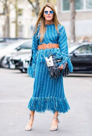40 All Blue Outfits Street Styles Ideas 33