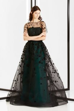 40 Black Mesh Long Dresses Ideas 17