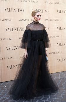 40 Black Mesh Long Dresses Ideas 27