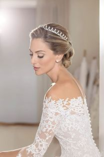 40 Bridal Tiaras For Wedding Ideas 10