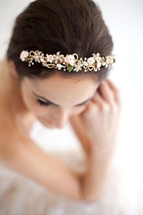 40 Bridal Tiaras For Wedding Ideas 21