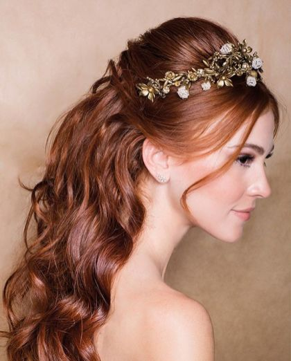 40 Bridal Tiaras For Wedding Ideas 7