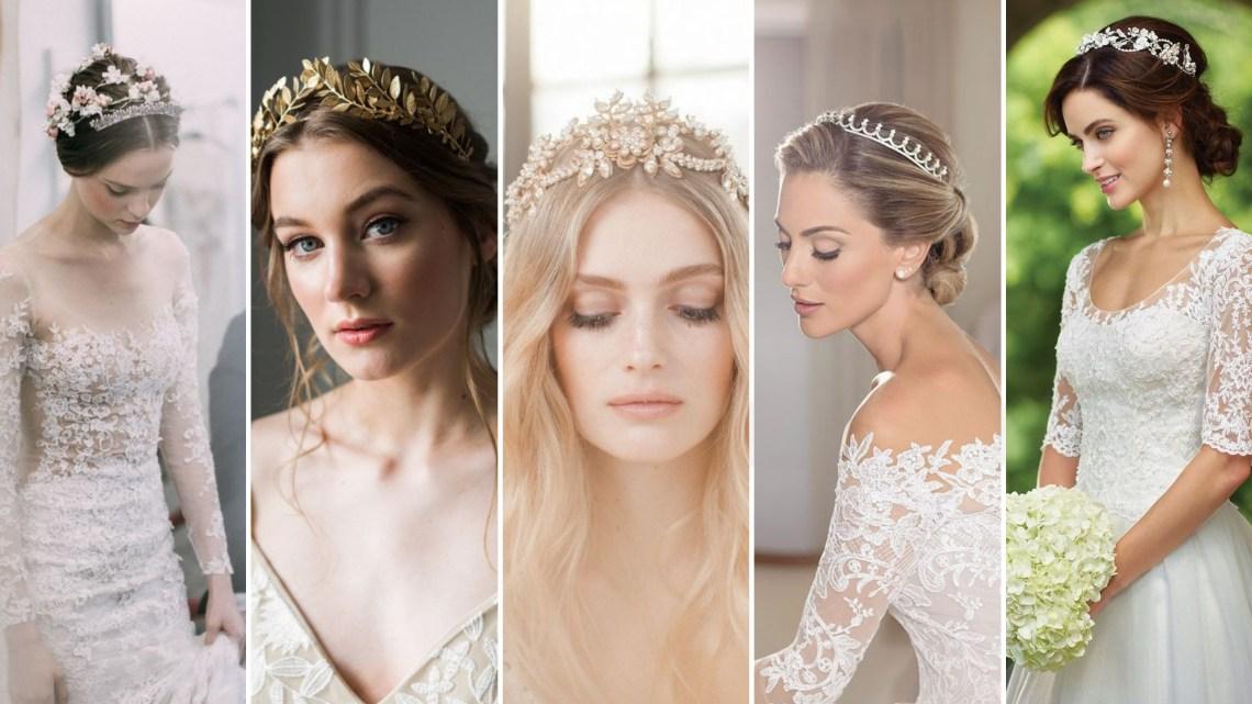 40 Bridal Tiaras For Wedding Ideas