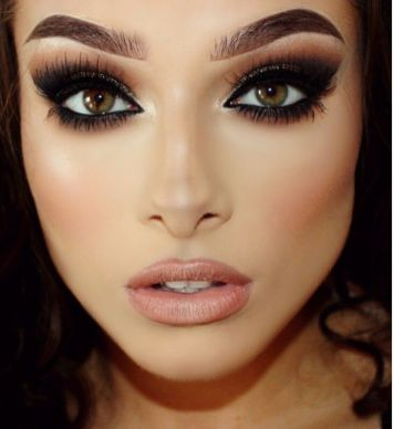 40 Cat Eye Makeup Ideas 30
