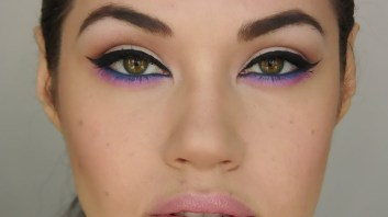 40 Cat Eye Makeup Ideas 44
