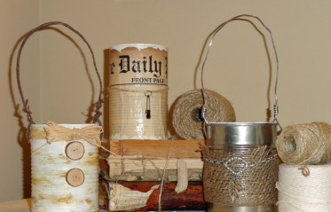 40 DIY Recycling Cans Ideas 11
