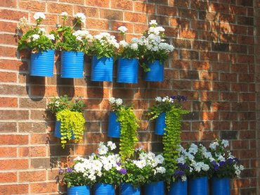 40 DIY Recycling Cans Ideas 2