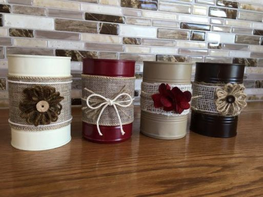40 DIY Recycling Cans Ideas 22