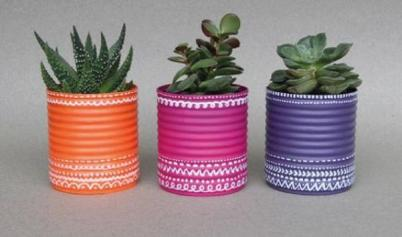 40 DIY Recycling Cans Ideas 38