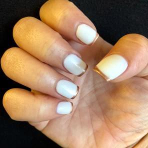 40 Elegant Look Bridal Nail Art Ideas 41
