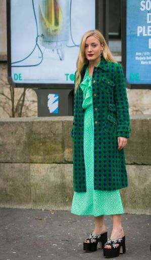 40 Fashionable Green Outfits Ideas 20