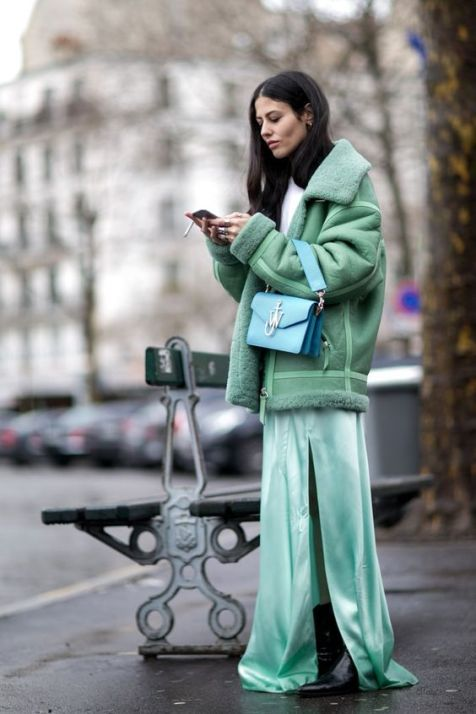40 Fashionable Green Outfits Ideas 26