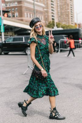 40 Fashionable Green Outfits Ideas 29
